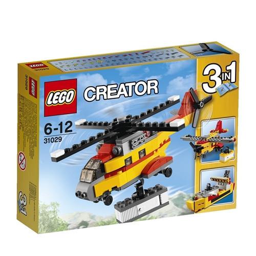 31029 Lego Creator Грузовой вертолет, Лего Креатор