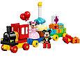 10597 Lego DUPLO День рождения с Микки и Минни, Лего Дупло, фото 2