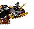 70733 Lego Ninjago Бластер-байк Коула, Лего Ниндзяго, фото 4