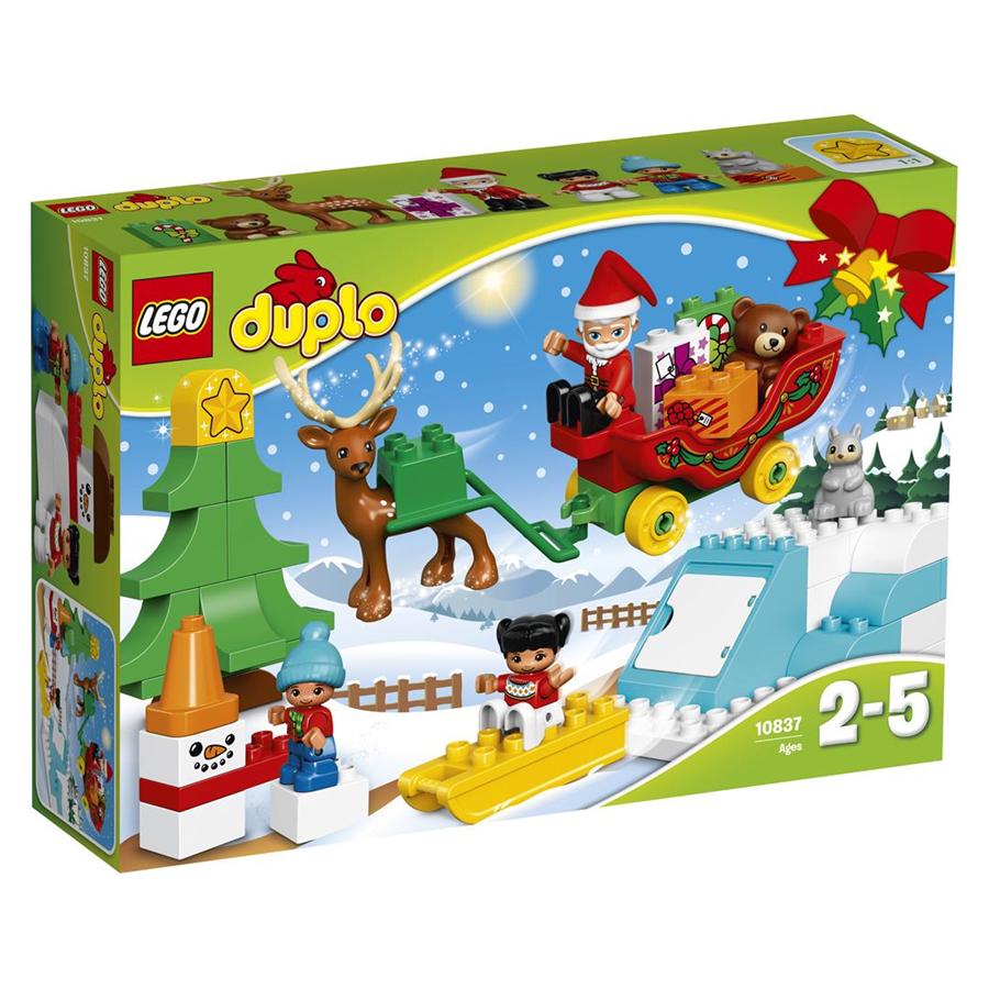10837 Lego Duplo Новый год, Лего Дупло