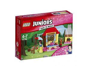 10738 Lego Juniors Лесной домик Белоснежки™, Лего Джуниорс