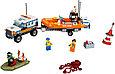 60165 Lego City Внедорожник 4х4 команды быстрого реагирования, Лего Город, фото 2