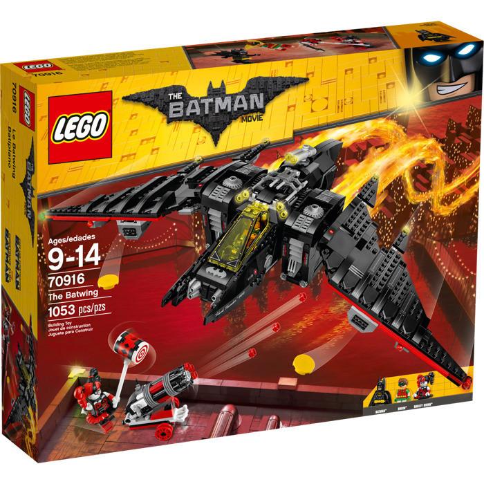 70916 Lego Лего Фильм: Бэтмен Бэтмолёт