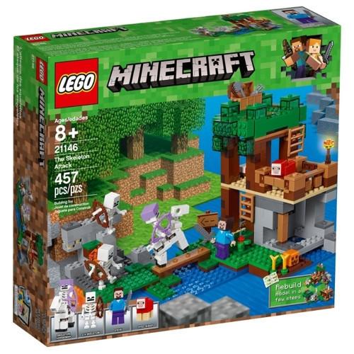 21146 Lego Minecraft Арена-череп, Лего Майнкрафт
