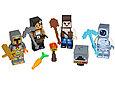 853610 Lego Minecraft Набор из 4 минифигурок, Лего Майнкрафт, фото 2