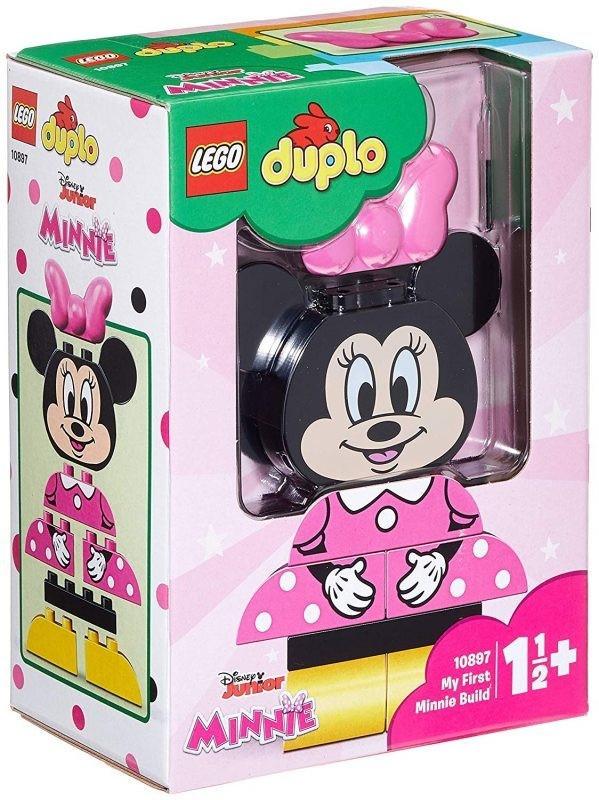 10897 Lego Duplo Дисней™ Моя первая Минни, Лего Дупло