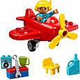 10908 Lego Duplo Самолёт, Лего Дупло, фото 2