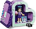 41355 Lego Friends Шкатулка-сердечко Эммы, Лего Подружки, фото 4