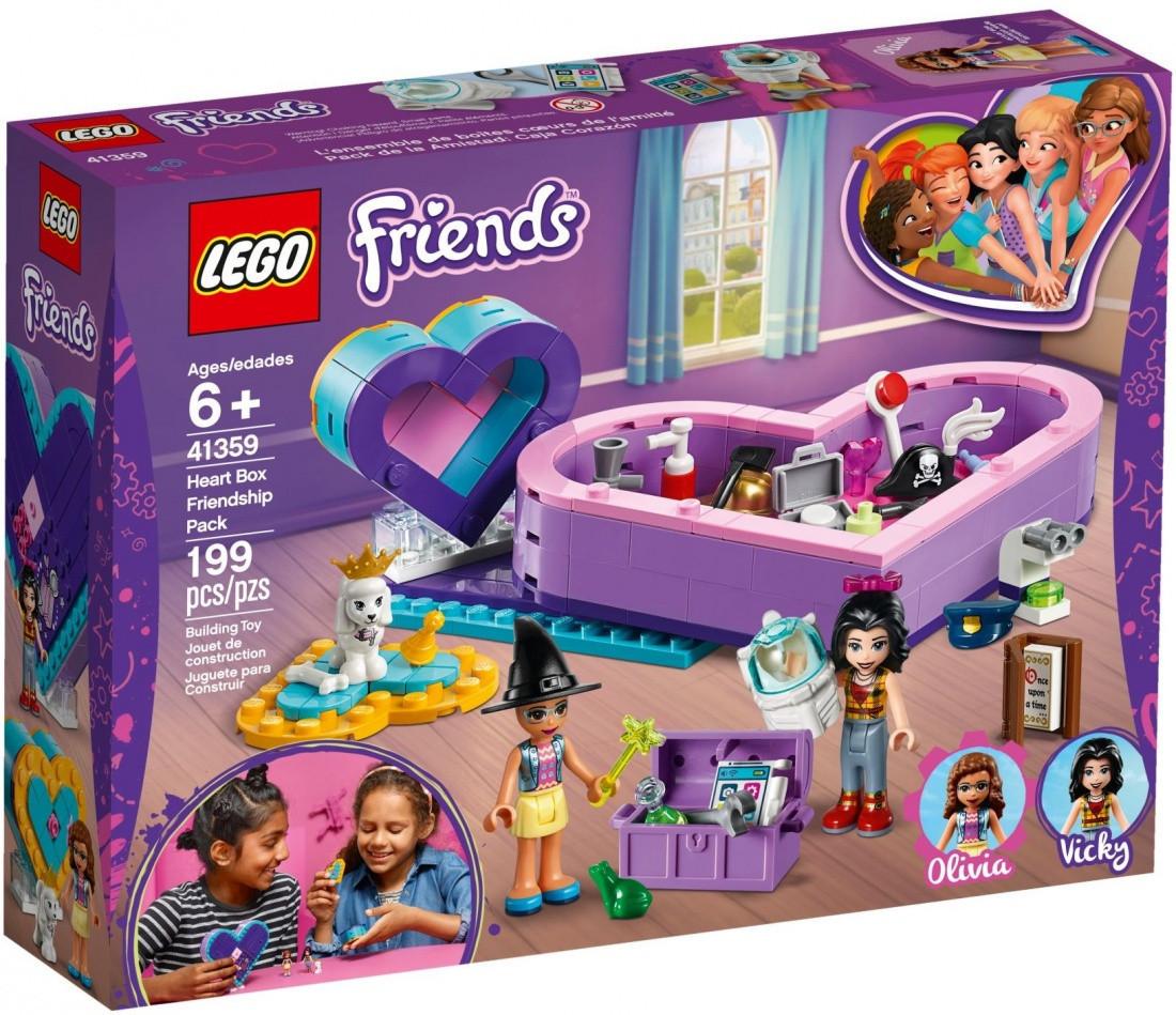 41359 Lego Friends Большая шкатулка дружбы, Лего Подружки