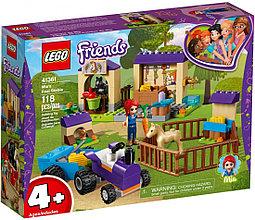 41361 Lego Friends Конюшня для жеребят Мии, Лего Подружки