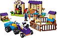 41361 Lego Friends Конюшня для жеребят Мии, Лего Подружки, фото 3