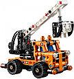 42088 Lego Technic Ремонтный автокран, Лего Техник , фото 3