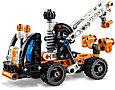 42088 Lego Technic Ремонтный автокран, Лего Техник , фото 4