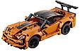 42093 Lego Technic Суперавтомобиль Chevrolet Corvette ZR1, Лего Техник, фото 3