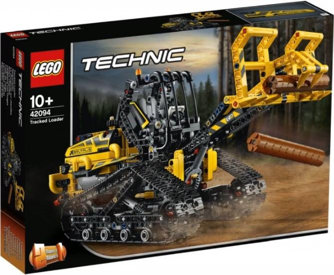 42094 Lego Technic Гусеничный погрузчик, Лего Техник