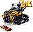 42094 Lego Technic Гусеничный погрузчик, Лего Техник, фото 4