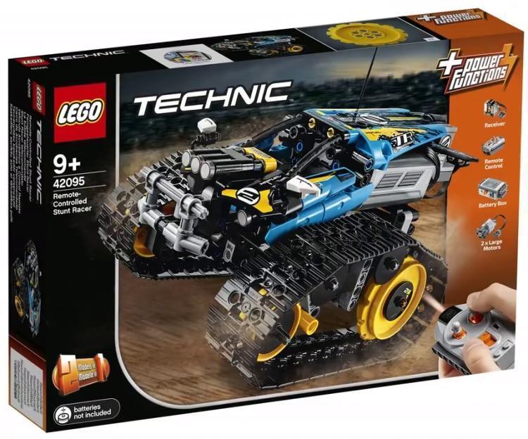 42095 Lego Technic Скоростной вездеход с ДУ, Лего Техник