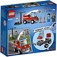 60212 Lego City Пожарные: Пожар на пикнике, Лего Город Сити, фото 2