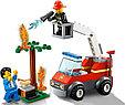 60212 Lego City Пожарные: Пожар на пикнике, Лего Город Сити, фото 3
