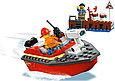 60213 Lego City Пожарные: Пожар в порту, Лего Город Сити, фото 4