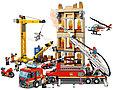 60216 Lego City Пожарные: Центральная пожарная станция, Лего Город Сити, фото 3