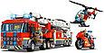 60216 Lego City Пожарные: Центральная пожарная станция, Лего Город Сити, фото 5