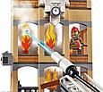 60216 Lego City Пожарные: Центральная пожарная станция, Лего Город Сити, фото 6