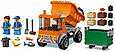 60220 Lego City Транспорт: Мусоровоз, Лего Город Сити, фото 3