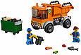 60220 Lego City Транспорт: Мусоровоз, Лего Город Сити, фото 4