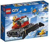 60222 Lego City Транспорт: Снегоуборочная машина, Лего Город Сити