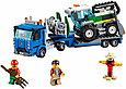 60223 Lego City Транспорт: Транспортировщик для комбайнов, Лего Город Сити, фото 5