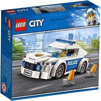 60239 Lego City Автомобиль полицейского патруля, Лего Город Сити