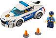 60239 Lego City Автомобиль полицейского патруля, Лего Город Сити, фото 3