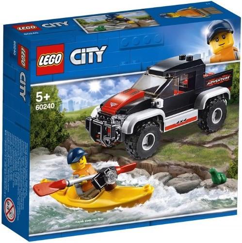 60240 Lego City Сплав на байдарке, Лего Город Сити