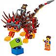 70827 Lego Лего Фильм 2: Ультра-Киса и воин Люси, фото 3