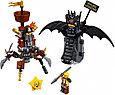 70836 Lego Лего Фильм 2: Боевой Бэтмен и Железная борода, фото 3