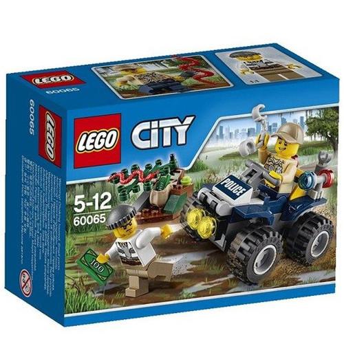 60065 Lego City Патрульный вездеход, Лего Город Сити
