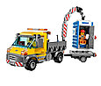 60073 Lego City Машина техобслуживания, Лего Город Сити, фото 3