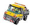 60073 Lego City Машина техобслуживания, Лего Город Сити, фото 5