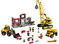 60076 Lego City Снос старого здания, Лего Город Сити, фото 5