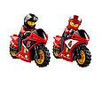 60084 Lego City Перевозчик гоночных мотоциклов, Лего Город Сити, фото 3