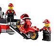 60084 Lego City Перевозчик гоночных мотоциклов, Лего Город Сити, фото 4