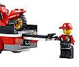 60084 Lego City Перевозчик гоночных мотоциклов, Лего Город Сити, фото 5