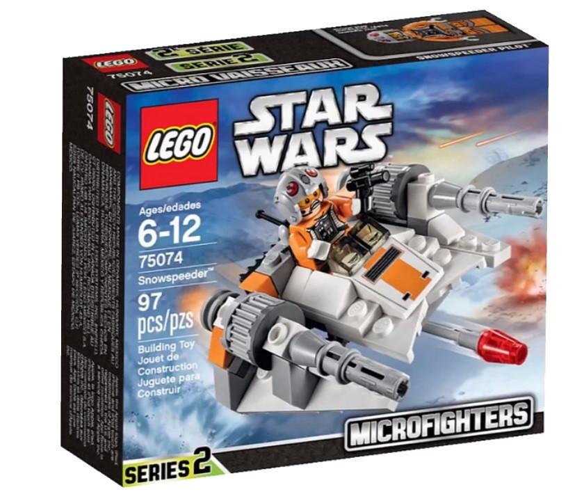 75074 Lego Star Wars Снеговой спидер™, Лего Звездные войны