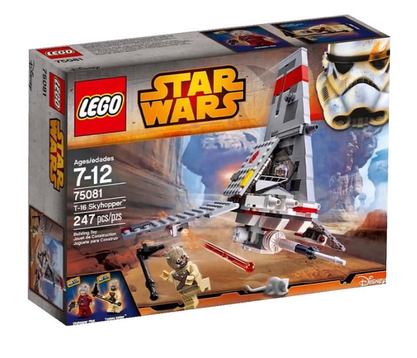 75081 Lego Star Wars Скайхоппер T-16 ™, Лего Звездные войны