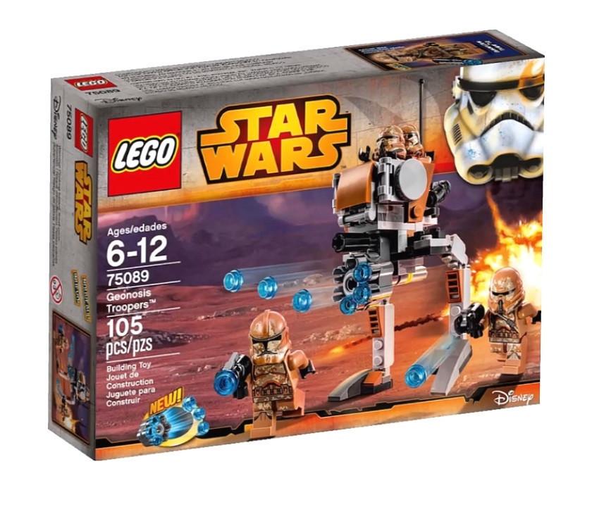75089 Lego Star Wars Пехотинцы планеты Джеонозис™, Лего Звездные войны