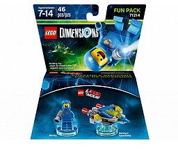 71214 Lego Dimensions Lego Movie: Бенни (Fun Pack)
