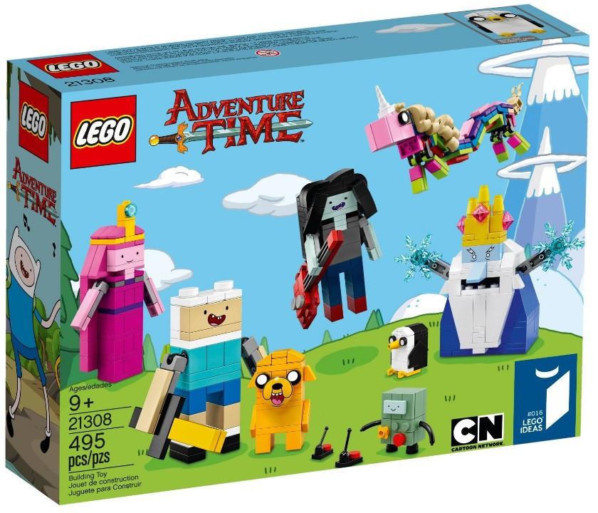 21308 Lego Ideas Время Приключений