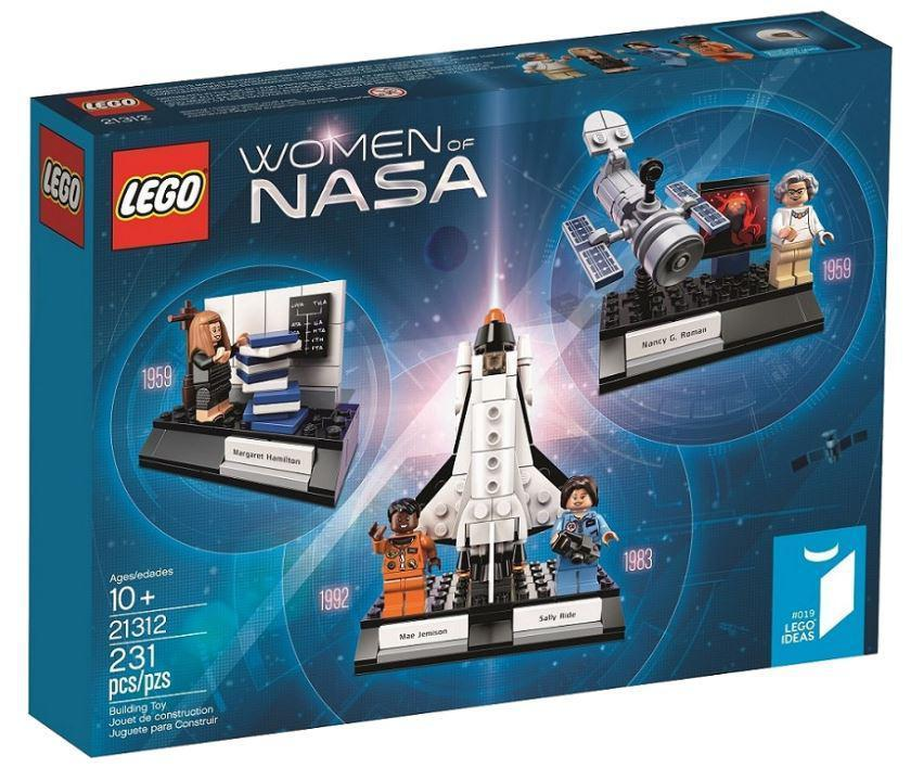 21312 Lego Ideas Женщины-учёные НАСА