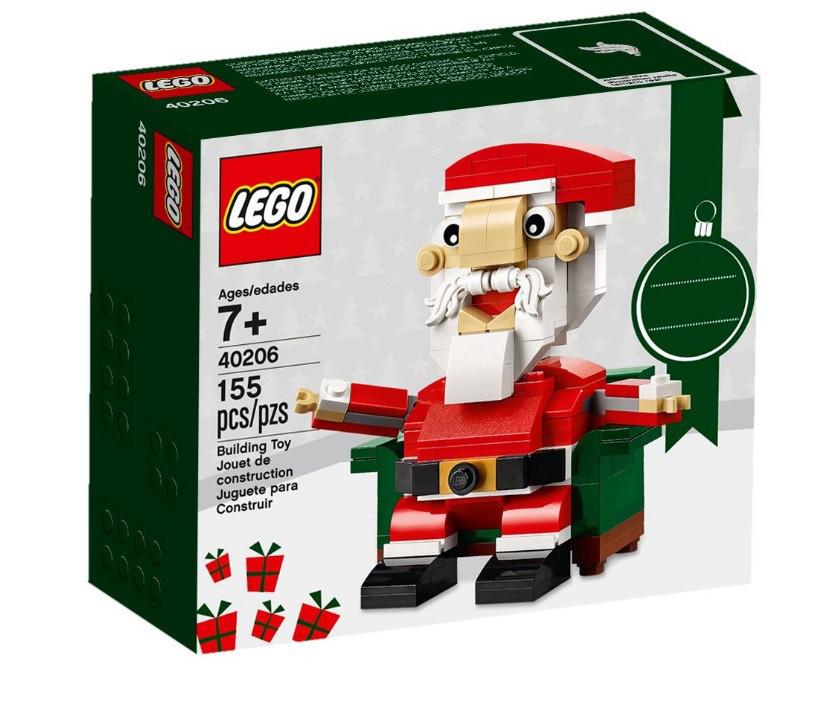 40206 Lego Creator Сборная игрушка - Санта Клаус